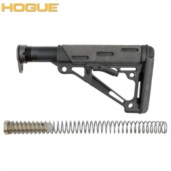 HOGUE AR-15/M-16 COLLAPSIBLE BUTTSTOCK ASSEMBLY GHILLIE GREEN