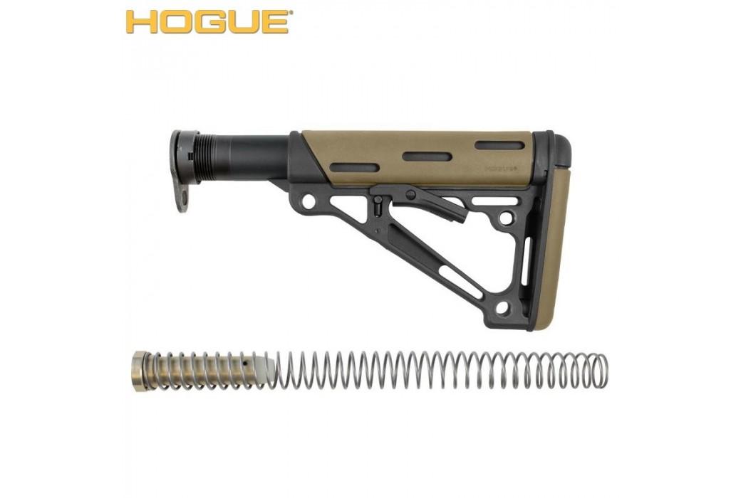 HOGUE AR-15/M-16 CORONHA AJUSTÁVEL GHILLIE GREEN