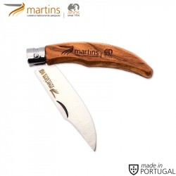 MARTINS POCKET KNIFE ELLEGANCE M OLIVE 8CM