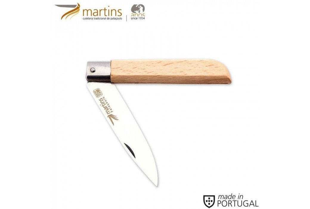 MARTINS POCKET KNIFE PÉ DE CABRA M BEECH 8CM