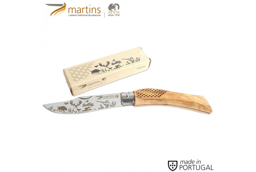 MARTINS POCKET KNIFE ECO L HUNTING 9.5CM