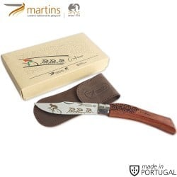 MARTINS POCKET KNIFE ECO L CYCLING 9.5CM (LEATHER POUCH)