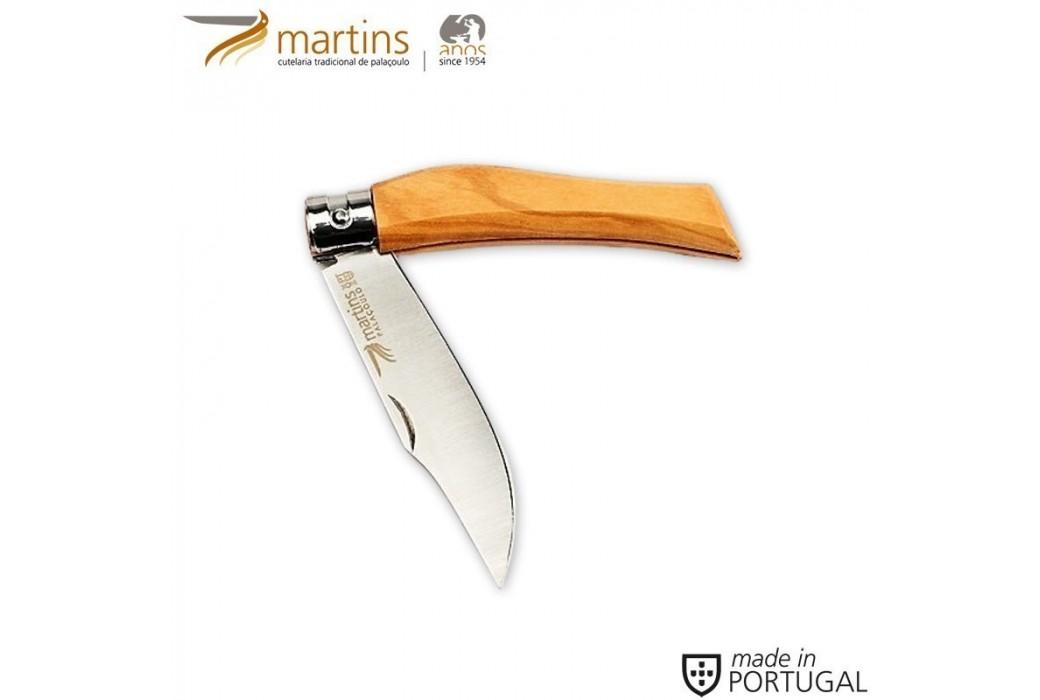 MARTINS POCKET KNIFE ECO GIROBLOCK M OLIVE 8CM