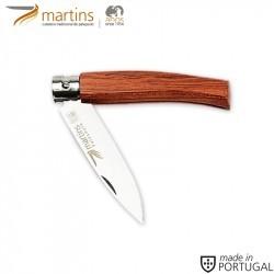 MARTINS POCKET KNIFE BRIGANTINA GIROBLOCK BUBINGA 7.8CM