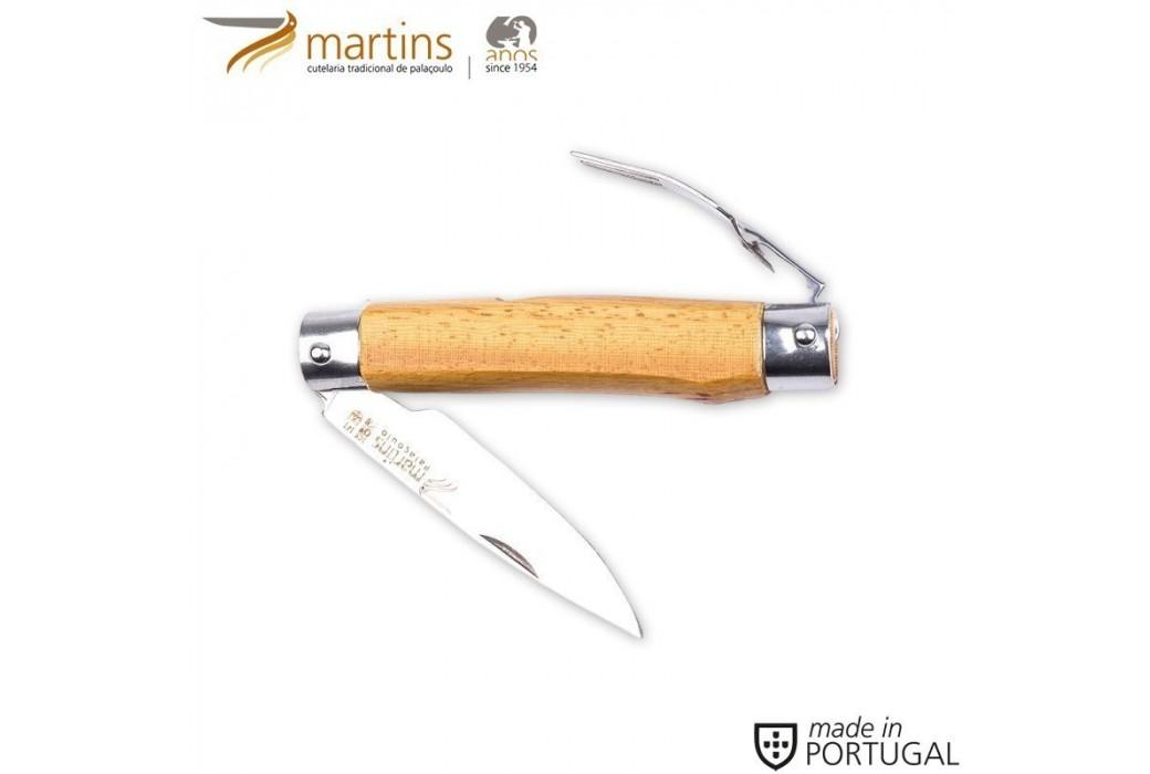 MARTINS COUTEAU DE POCHE A/ FOURCHETTE DIFOU 6.6CM