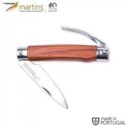 MARTINS POCKET KNIFE W/ FORK BUBINGA 6.6CM