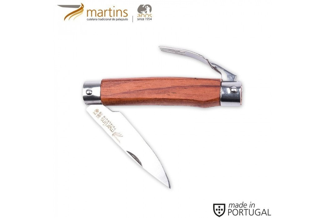 MARTINS NAVALHA DE GARFO BUBINGA 6.6CM