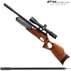 PCP AIR RIFLE FX CROWN CONTINUUM WALNUT