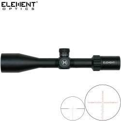 LUNETTE DE TIR ELEMENT OPTICS NEXUS 5-20X50 APR-1C FFP MRAD