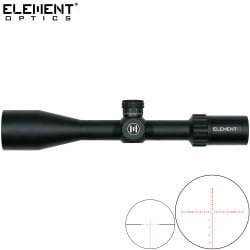MIRA ELEMENT OPTICS NEXUS 5-20X50 APR-1C FFP MRAD