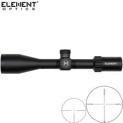 MIRA ELEMENT OPTICS NEXUS 5-20X50 EHR-1C FFP MOA