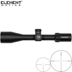 SCOPE ELEMENT OPTICS NEXUS 5-20X50 EHR-1C FFP MOA