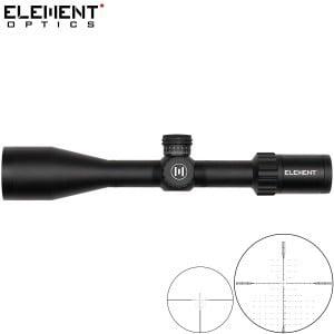 VISOR ELEMENT OPTICS NEXUS 5-20X50 EHR-1D FFP MOA