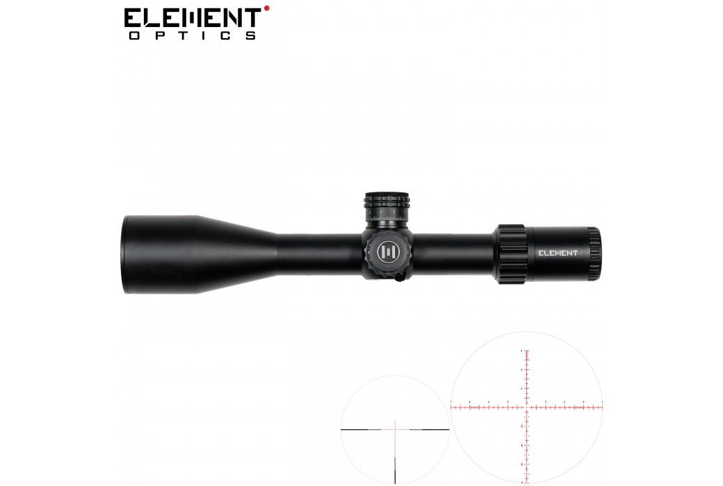 VISOR ELEMENT OPTICS TITAN 5-25X56 APR-1C FFP MRAD