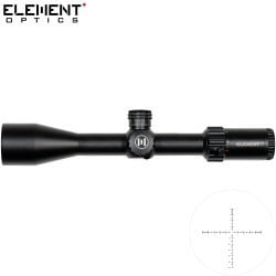 LUNETTE DE TIR ELEMENT OPTICS HELIX 6-24X50 APR-1C SFP MRAD