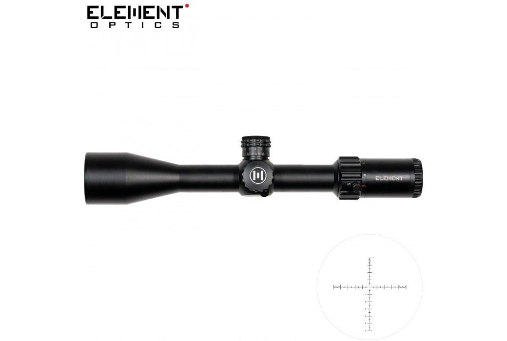 LUNETTE DE TIR ELEMENT OPTICS HELIX 6-24X50 APR-1C SFP MRAD