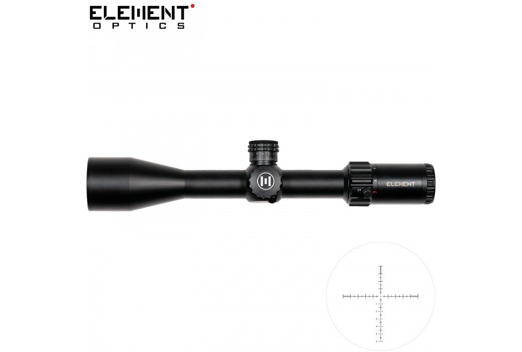 SCOPE ELEMENT OPTICS HELIX 6-24X50 APR-1C SFP MRAD