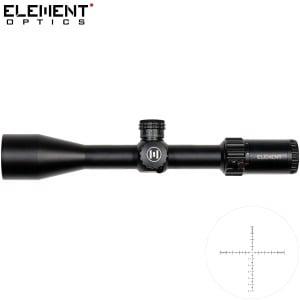 MIRA ELEMENT OPTICS HELIX 6-24X50 APR-1C SFP MRAD