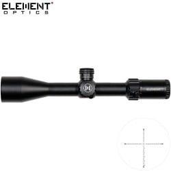 LUNETTE DE TIR ELEMENT OPTICS HELIX 6-24X50 EHR-1C SFP MOA