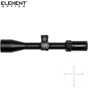 MIRA ELEMENT OPTICS HELIX 6-24X50 EHR-1C SFP MOA