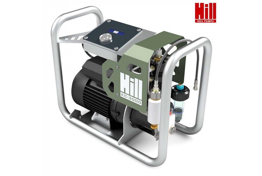 HILL EC-3000 COMPRESSOR ELETRICO P/ CARABINAS PCP