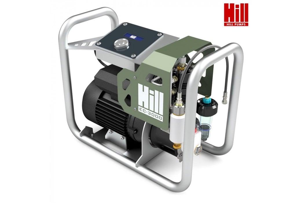 HILL EC-3000 ELECTRIC COMPESSOR FOR PCP AIR RIFLES