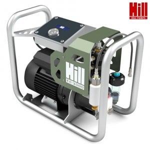 HILL EC-3000 COMPRESSEUR ÉLECTRIQUE P/ CARABINES PCP