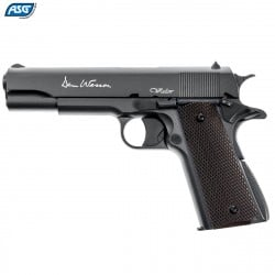 PISTOLA ASG DAN WESSON VALOR 1911 FULL METAL