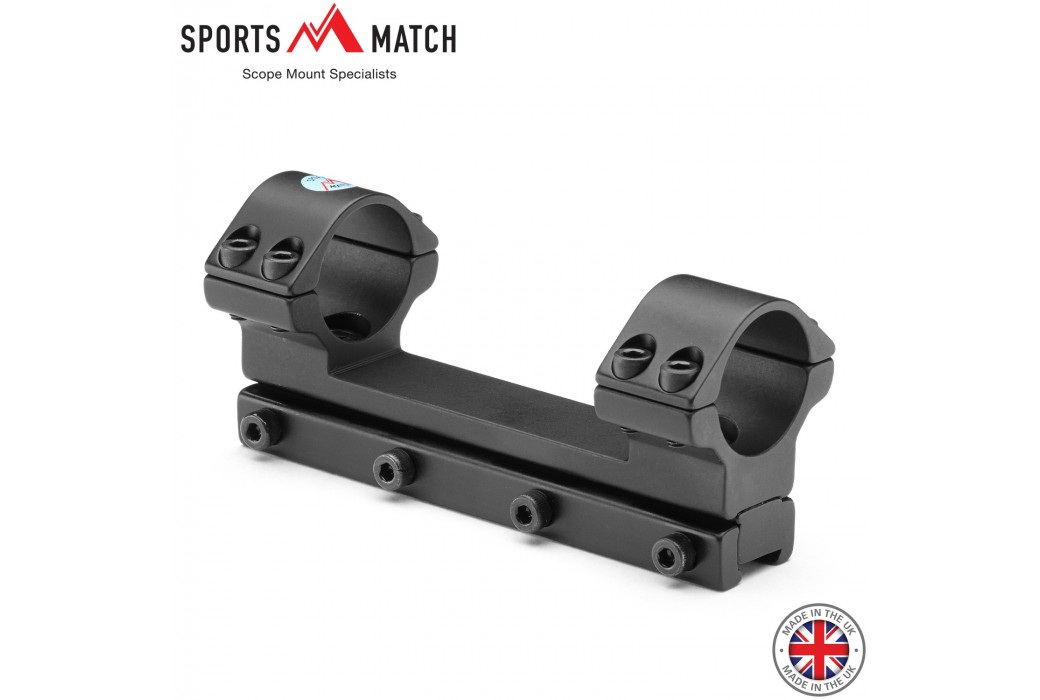 "SPORTSMATCH DM60 DAMPA MONTAGE 1PC 1"" 9-11mm HAUT"