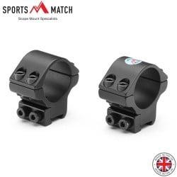 "SPORTSMATCH LTO31C MONTAGE 2PC 1"" 9-11mm BAS"