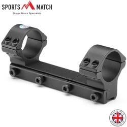 SPORTSMATCH HOP40C MONTURA CARRIL 1PC 30mm 9-11mm ALTA