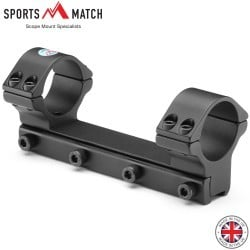 SPORTSMATCH HOP40C One-Piece Mount 30mm 9-11mm HIGH