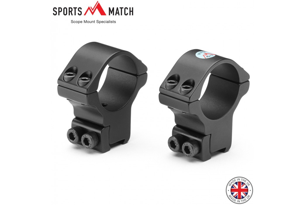 SPORTSMATCH HTO36C MONTAGENS 2PC 30mm 9-11mm ALTA