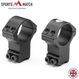SPORTSMATCH HTO71 MONTAGE 2PC 30mm 9-11mm EXTRA HAUT