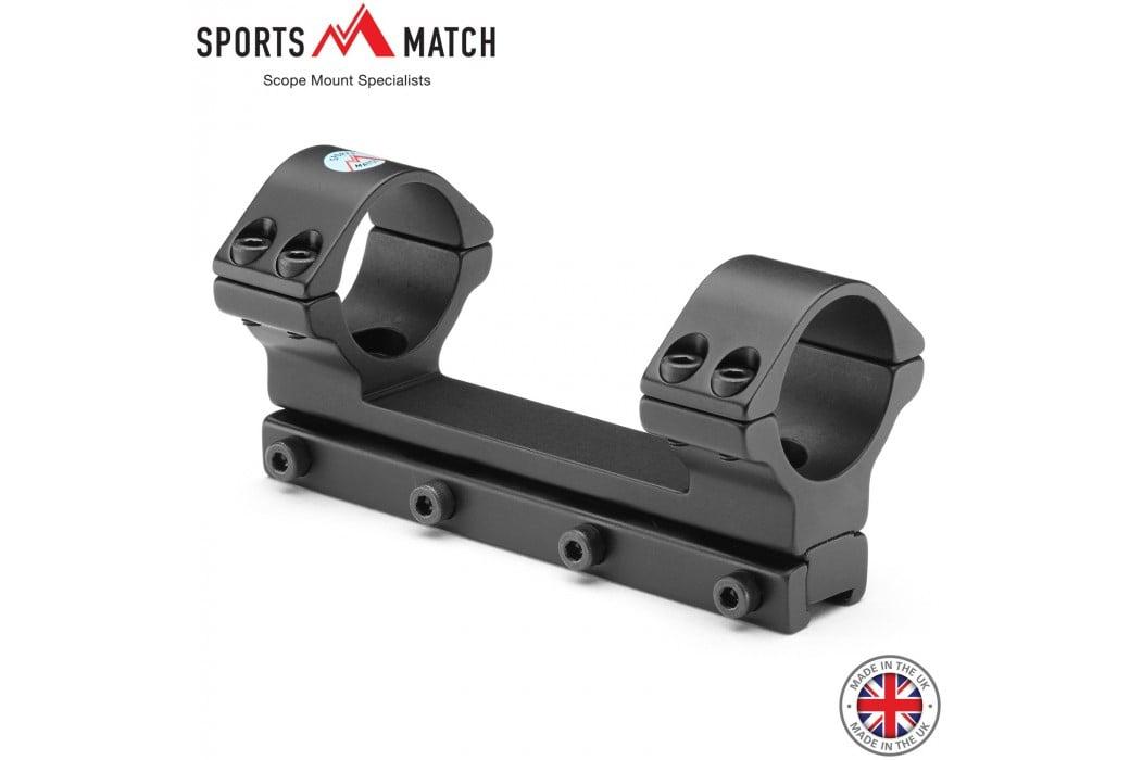 SPORTSMATCH DM70 DAMPA MONTAGE 1PC 30mm 9-11mm HAUT
