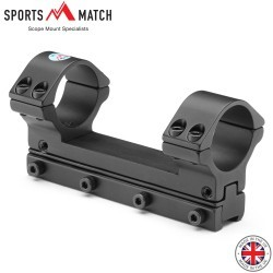 SPORTSMATCH AOP56 ONE PIECE MOUNT 30mm 9-11mm FULLY ADJUSTABLE