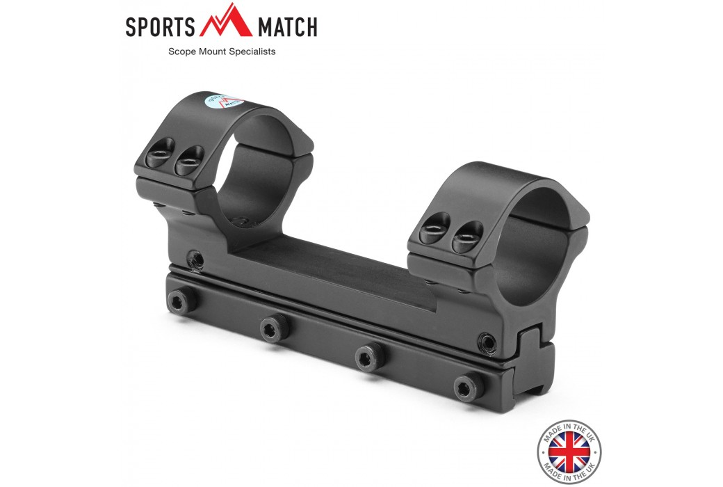 SPORTSMATCH AOP56 ONE PIECE MOUNT 30mm 9-11mm FULLY ADJUSTABLE