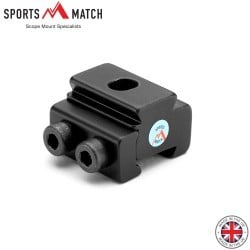 SPORTSMATCH AB3 UNIVERSAL ARRESTOR / RISER BLOCK SINGLE UNIT 9-11mm