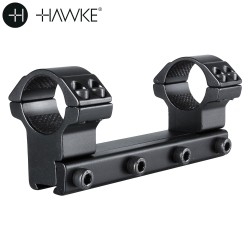 "HAWKE One-Piece Mount 1"" 9-11mm HIGH"