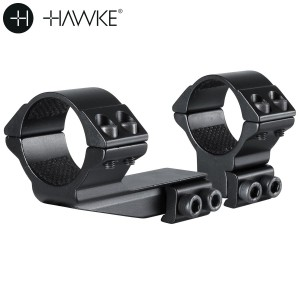 "HAWKE MONTURAS 2 PCS ALTA 30mm REACHFORWARD 2"""