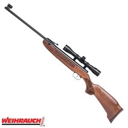 AIR RIFLE WEIHRAUCH HW30 S