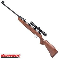 AIR RIFLE WEIHRAUCH HW50 S