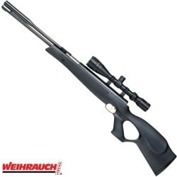 AIR RIFLE WEIHRAUCH HW97 BLACK LINE