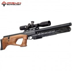 CARABINA AIRGUN TECHNOLOGY URAGAN WALNUT