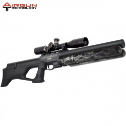 AIR RIFLE AIRGUN TECHNOLOGY URAGAN KING SYNTHETIC