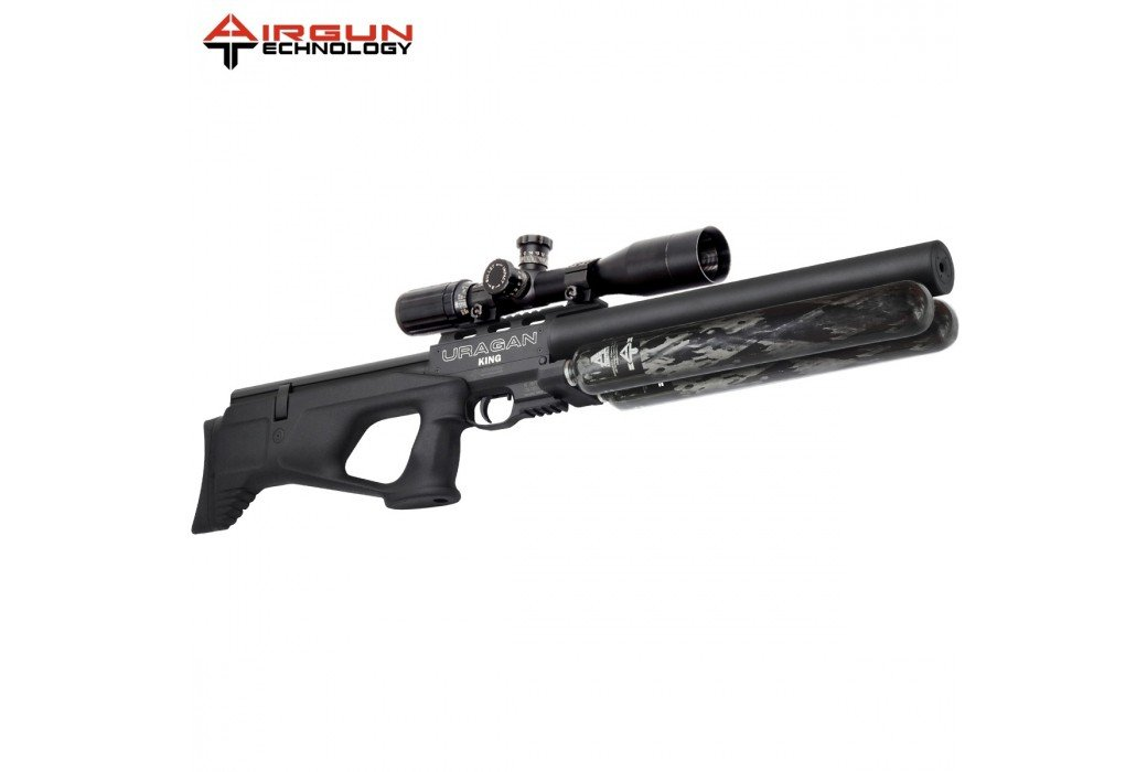 CARABINA AIRGUN TECHNOLOGY URAGAN KING SYNTHETIC
