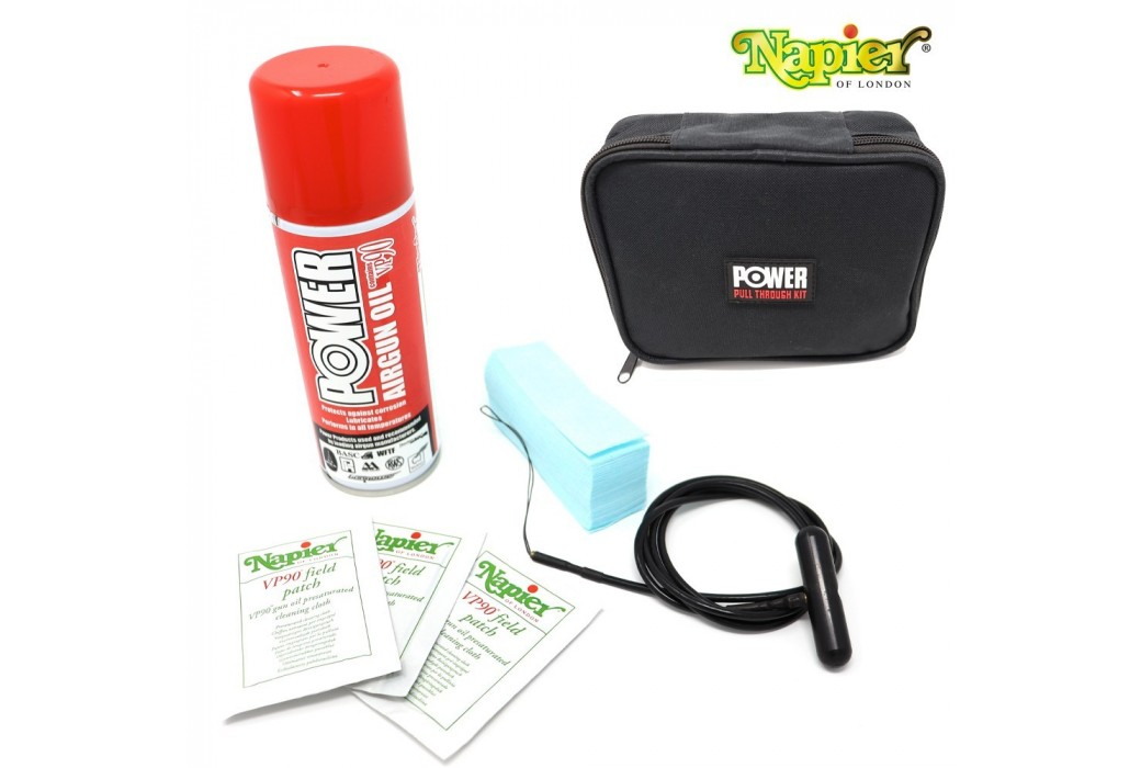 NAPIER POWER KIT LIMPIEZA PARA CARABINA