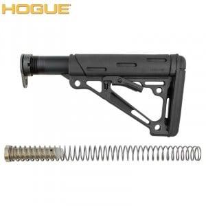HOGUE AR-15/M-16 CORONHA AJUSTÁVEL PRETO