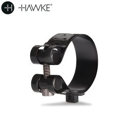 HAWKE ANILLO ADAPTADOR BIPODE P/ BOTELLA PCP 50MM