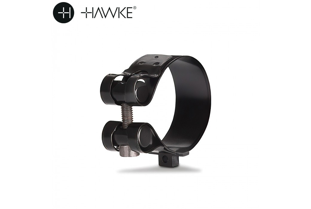 HAWKE RING ADAPTEUR BIPIED P/ BOUTEILLE PCP 50MM